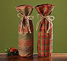 BOTTLE BAG AUTUMN ASSORTMENT