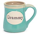 GRAMMY/MESSAGE PORCELAIN MUG
