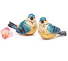 FIGURINE BLUE BIRD