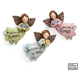FAIRY ANGEL MAGNET SET