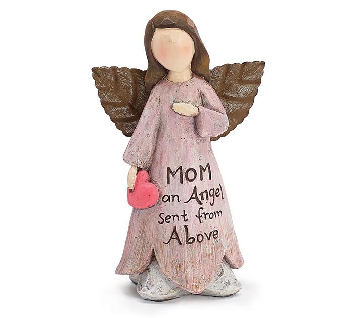 MOM FAIRY ANGEL FIGURINE