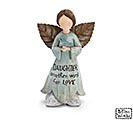 DAUGHTER/LOVE ANGEL FIGURINE