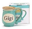 GIGI/MESSAGE PORCELAIN MUG W/ BOX 2nd Alternate Image