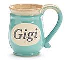 GIGI/MESSAGE PORCELAIN MUG W/ BOX