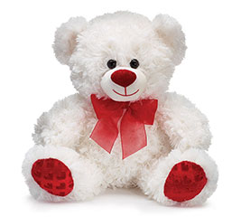 PLUSH CASE PACK VALENTINE BEAR
