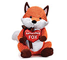 PLUSH YOU'RE A REAL FOX VALENTINE FOX