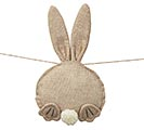 LINEN BUNNY BOTTOMS GARLAND 1st Alternate Image
