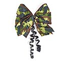 #9 CAMOUFLAGE BOW