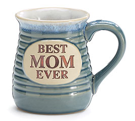 BEST MOM EVER PORCELAIN MUG W/ BOX