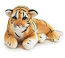PLUSH LYING TIGER CUB