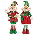 SPARKLE ELF DECOR COUPLE