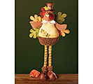 STANDING EXPANDABLE LEG PILGRIM TURKEY