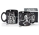 DANCING SKELETON MUG WITH BOX