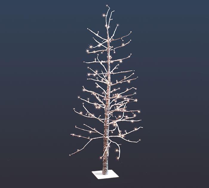 5' LED SNOWCOVERED DECOR TREE