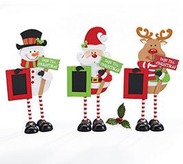 CHRISTMAS CHARACTER COUNTDOWN SET