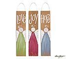 SEASON OF GLORY ANGEL WALL HANGING SET