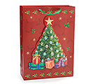 LARGE CHRISTMAS TREE GIFT BAG