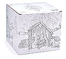 10 PIECE COLOR YOUR OWN NATIVITY SET 2nd Alternate Image
