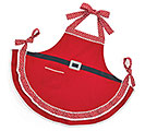 MRS. CLAUS FLIRTY STYLE ADULT APRON