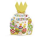 HAPPY EASTER EGG MUG W/ GIFT CADDY