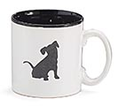 BE THE PERSON/DOG CERAMIC MUG W/BOX