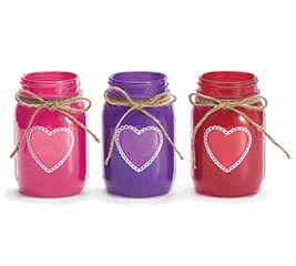 PINT SIZE MASON JAR ASSORTMENT
