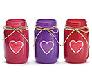 QUART SIZE MASON JAR ASSORTMENT