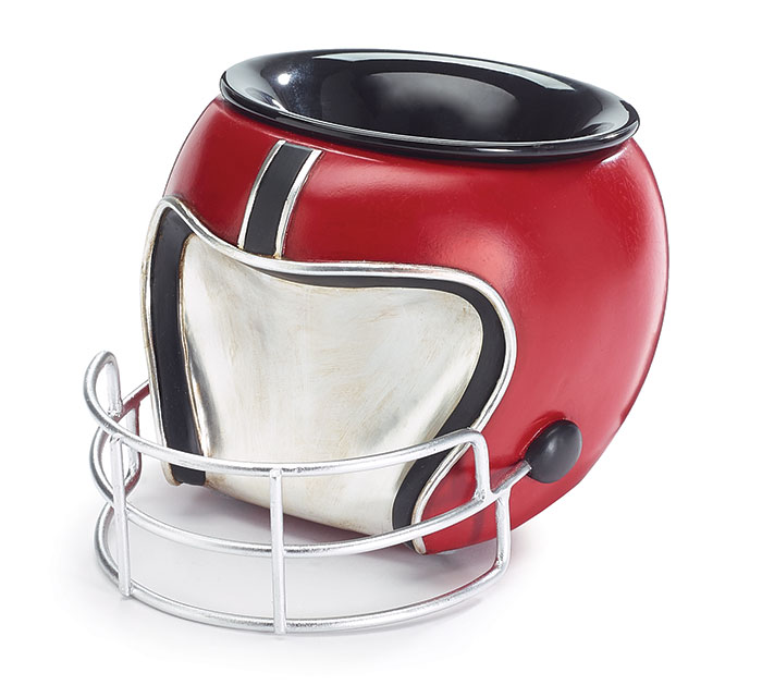 FOOTBALL HELMET CERAMIC DIP BOWL