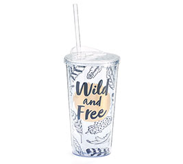 WILD AND FREE TRAVEL CUP