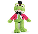 PLUSH KISSING FROG