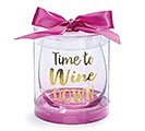 TIME TO WINE STEMLESS WINE GLASS SET 2nd Alternate Image