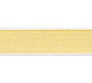 #3 YELLOW LINEN RIBBON