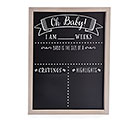 OH BABY CHALKBOARD MILESTONE SIGN