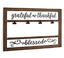 GRATEFUL/THANKFUL/BLESS PHOTO HOLDER