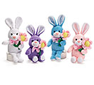 PLUSH LITTLE BUNNY VASE HUGGER SET