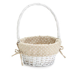 Wholesale easter baskets assortments easter baskets basket easter with folding handle negle Choice Image