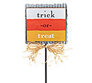 PICK TRICK OR TREAT CANDY CORN
