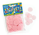 CONFETTI TISSUE DOTS LIGHT PINK 1st Alternate Image