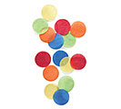 MULTI COLOR PAPER DOT CONFETTI