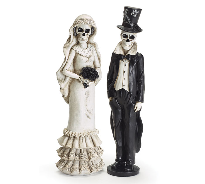 FIGURINE DOD BRIDE AND GROOM