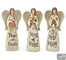 BLESSED BEGINNINGS GOLD ANGEL SET