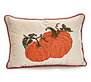 RECTANGULAR PILLOW WITH PUMPKINS