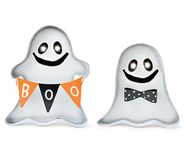 LIGHTED HALLOWEEN GHOST ASSORTMENT