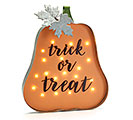 LIGHT UP TRICK OR TREAT PUMPKIN