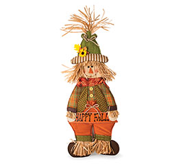 """40"""" FULL BODY WALL HANGING SCARECROW"""