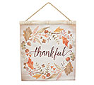THANKFUL WALL HANGING