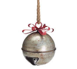 ROUND RUSTIC BELLS THAT HANG