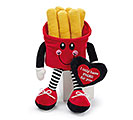 "12"" VALENTINE FRENCH FRY PLUSH"