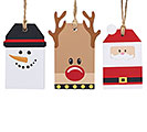 ORNAMENTS CHRISTMAS CHARACTERS