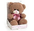 "5 1/2"" VALENTINE BEAR IN DISPLAY BOX 1st Alternate Image"